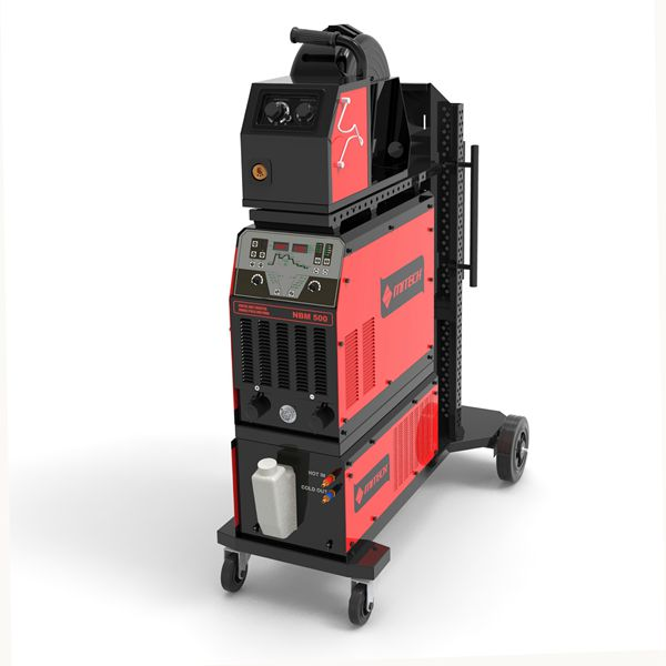 DIGITAL INVERTER DOUBLE PULSE MIG/MMA WELDING MACHINE