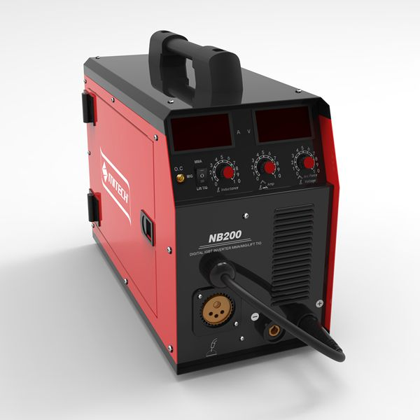 MCU IGBT MIG/MMA/LIFT TIG WELDING MACHINE