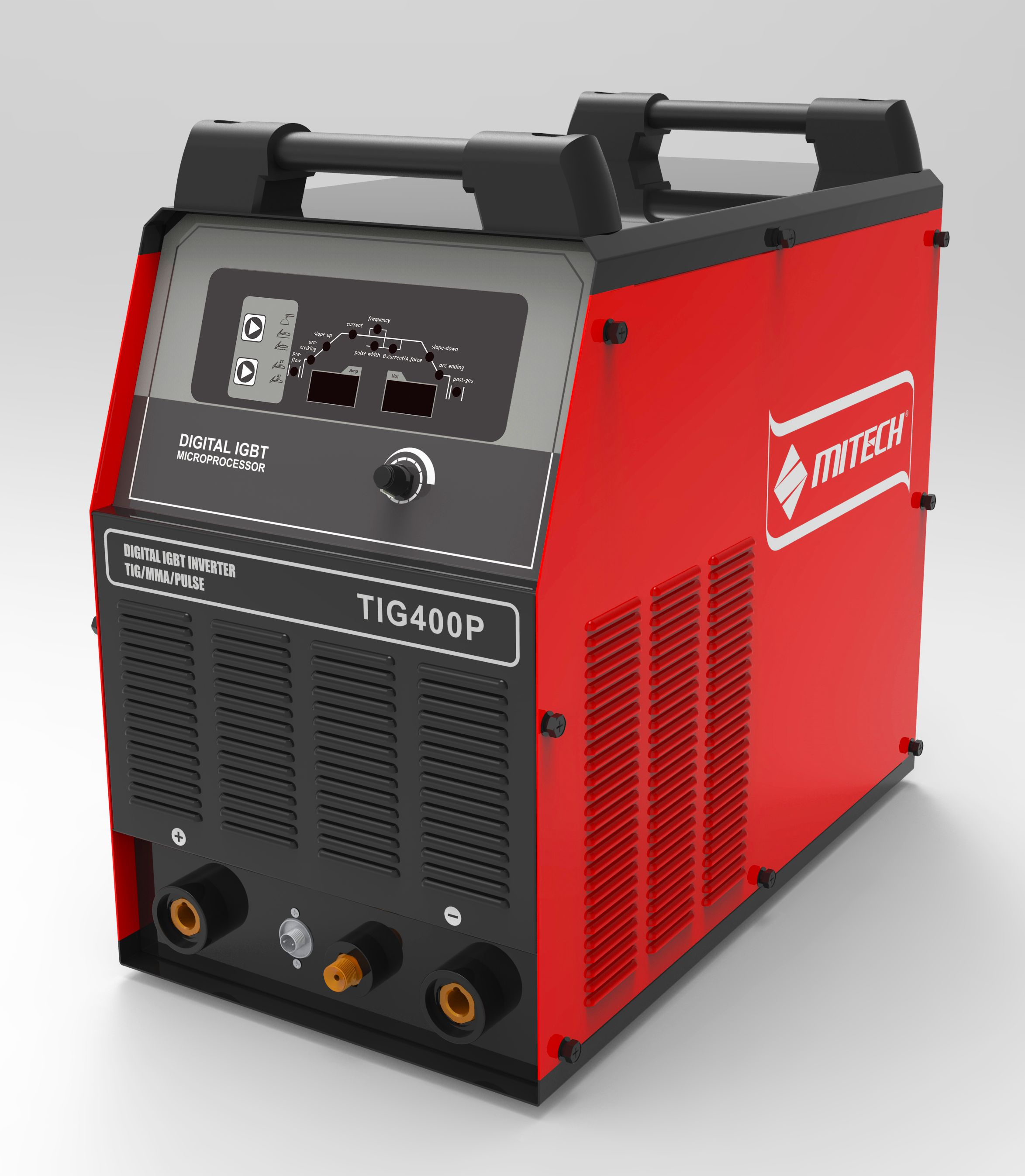 INVERTER DC PULSE TIG/MMA WELDING MACHINE
