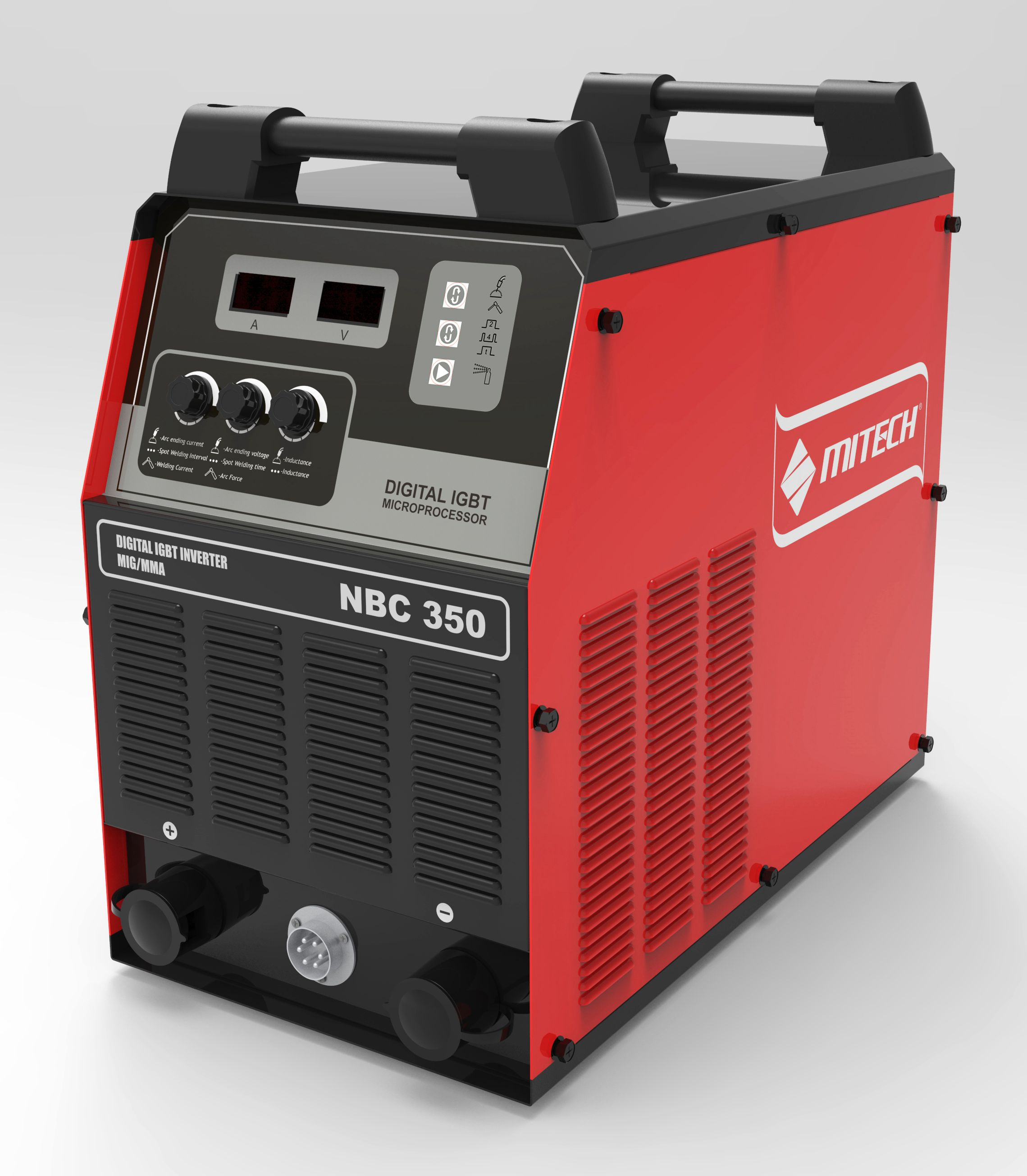 DIGITAL INVERTER MIG/MMA WELDING MACHINE