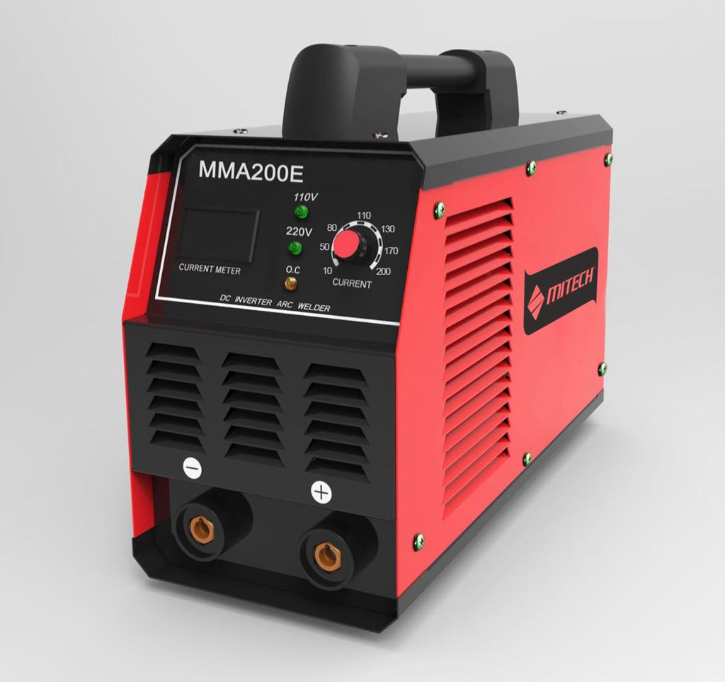 DUAL VOLTAGE INVERTER DC MMA WELDING MACHINE