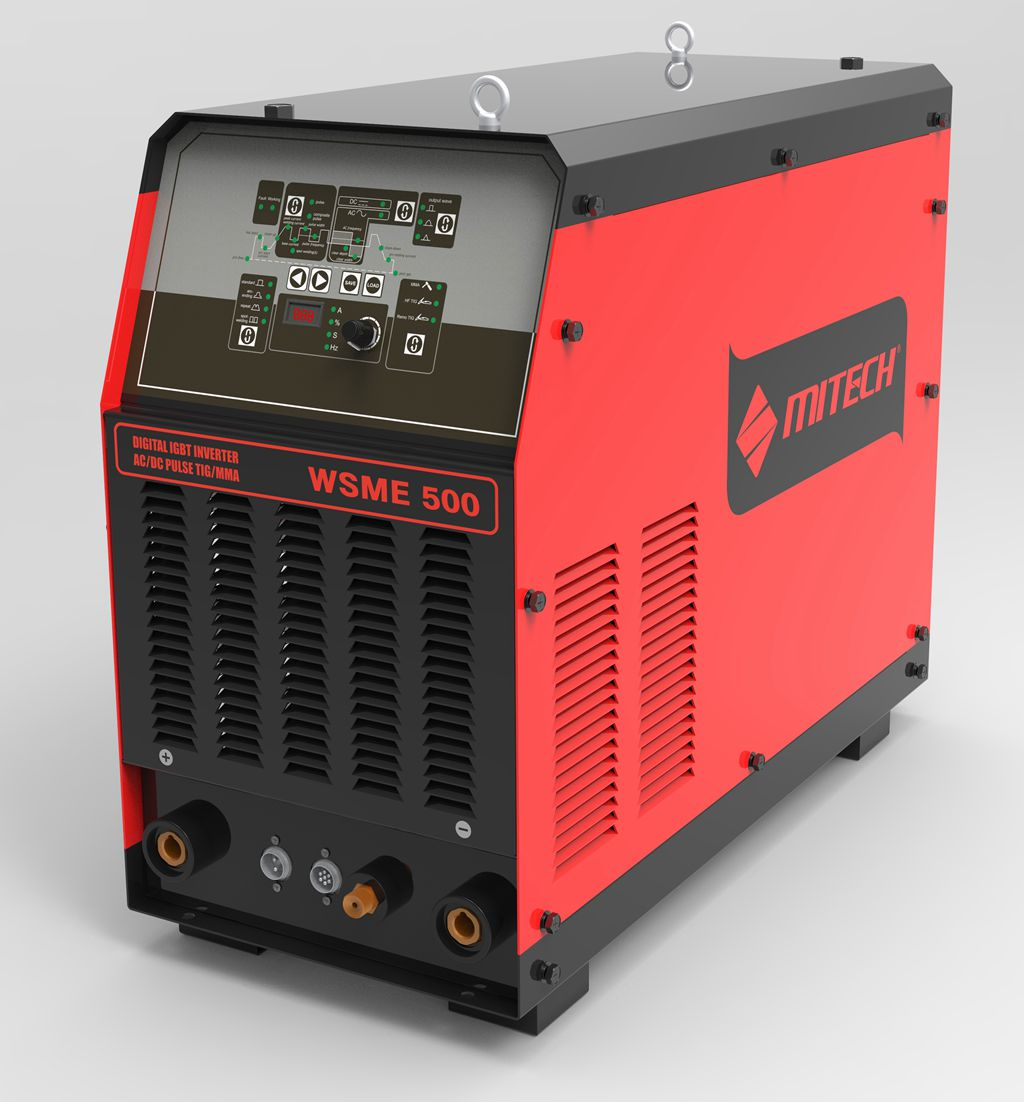 DIGITAL INVERTER AC/DC TIG/MMA/PULSE WELDING MACHINE